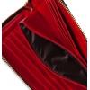 Кошелек Nina Farmina 2010 красный кожаный
