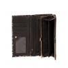 Кошелек Nina Farmina 9281-100 черный кожаный