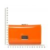 Кошелек Nina Farmina 9282-026 оранжевый кожаный