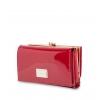 Кошелек Nina Farmina 9282-026 красный кожаный
