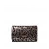 Кошелек Nina Farmina 9282-100 черный кожаный