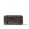Кошелек Nina Farmina  9285-099 черный кожаный