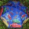 """Складной зонт трость детский для мальчика """"Тачки"""" 828-13"""