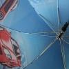 """Складной зонт трость детский для мальчика """"Гонки"""""""