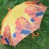 """Складной зонт трость детский для мальчика """"Человек-паук"""" 112"""