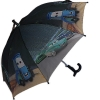 """Складной зонт трость детский для мальчика """"Тачки"""" 828-5"""