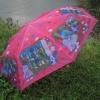 """Зонт складной для девочек """"Лунтик"""" ZL8011"""