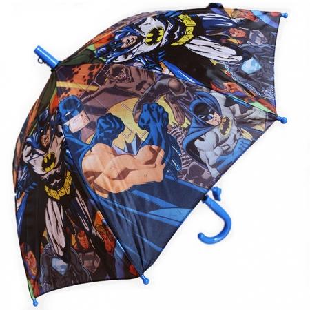 """Детский зонт трость для мальчика """"Бэтмен"""" 977-2"""