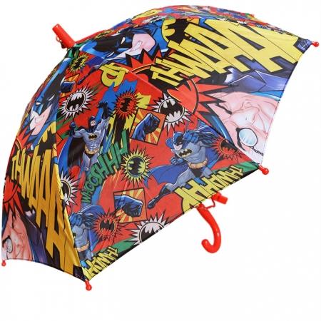 "Детский зонт для мальчика ""Бэтмен"" 977-3"