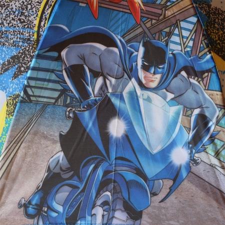 """Детский зонт трость для мальчика """"Бэтмен"""" 977-1"""