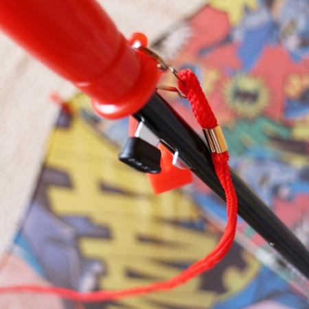 """Детский зонт трость для мальчика """"Бэтмен"""" 977-4"""