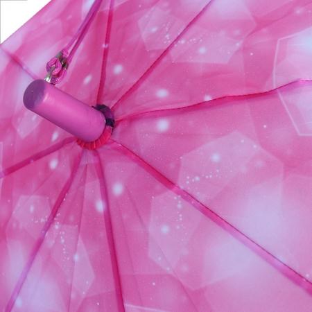 """Складной зонт трость детский для девочки """"Леди Баг"""" 902-2"""