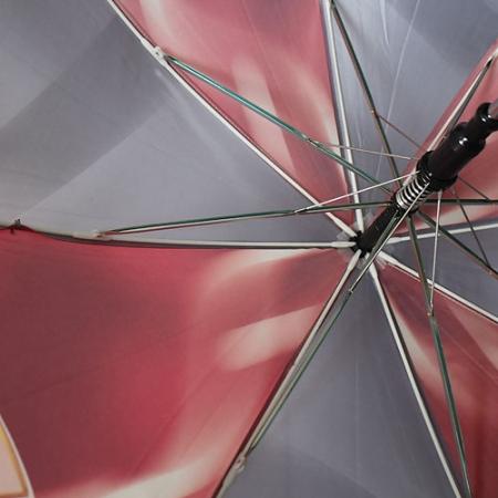 """Складной зонт трость детский для мальчика """"Гонки"""" 916-4"""