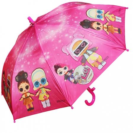 "Детский зонт ""кукла Лол"" 978-4"