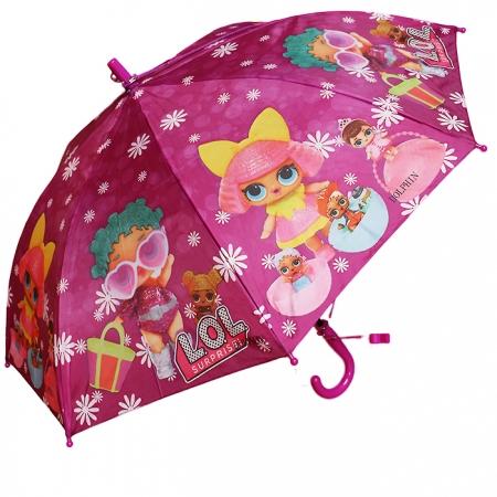 "Детский зонт ""кукла Лол"" 978-5"