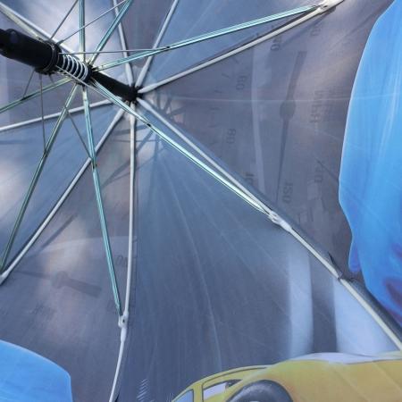 """Складной зонт трость детский для мальчика """"Тачки 3"""" 939-2"""
