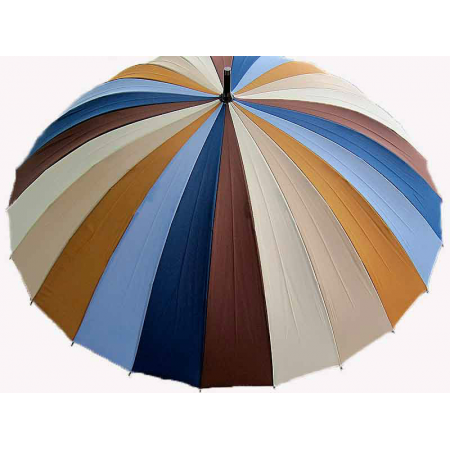 Зонт-трость женский Tri Slona 0191-02