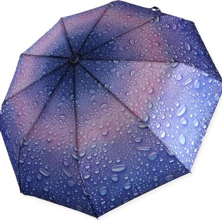 "Женский зонт ""Капли"" 506-1"