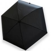 Зонт механический черный