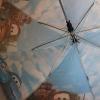 """Складной зонт трость детский для мальчика """"Тачки"""" 828-4"""