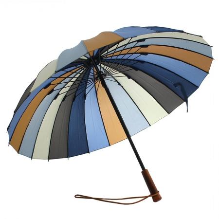 Зонт-трость женский Радуга 0191-02