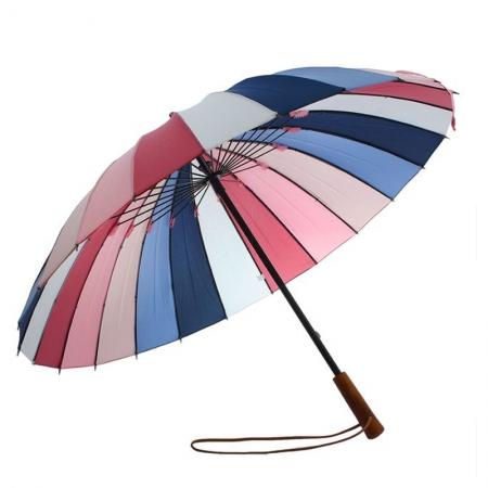 Зонт-трость Радуга  0191-01 Три слона